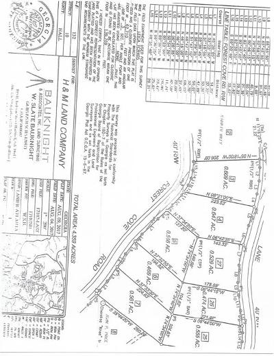 Residential Lots & Land For Sale: 5216 Laurel Lane