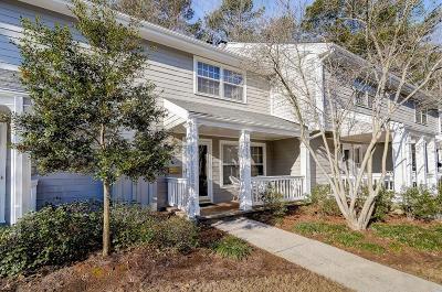 Smyrna Condo/Townhouse For Sale: 2792 Farmstead Road SE