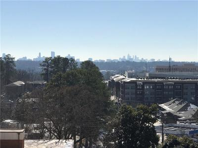 Sandy Springs Condo/Townhouse For Sale: 300 Johnson Ferry Road #B804