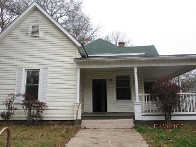 Newnan Single Family Home For Sale: 57 Clark Street