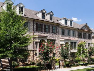 Atlanta Condo/Townhouse For Sale: 3703 Manor Brook Court NE
