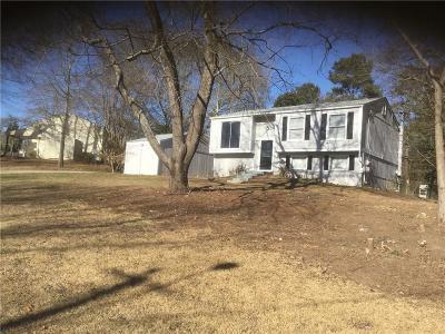 Gwinnett County Single Family Home For Sale: 3196 Sunderland Drive