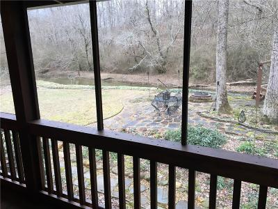 Ellijay Single Family Home For Sale: 321 Finncannon Drive