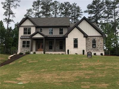 Powder Springs Single Family Home For Sale: 182 Catesby Road