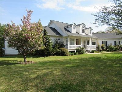 Single Family Home For Sale: 590 Weldon Road