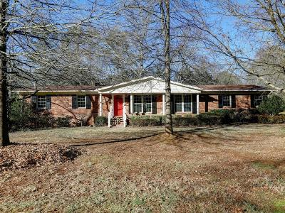Kennesaw Single Family Home For Sale: 4591 Timrose Road NW