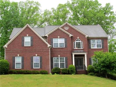 Kennesaw Single Family Home For Sale: 1165 Bagwell Drive