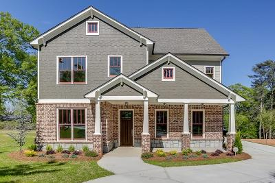 Buford Single Family Home For Sale: 480 S Hill Street