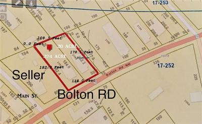 Residential Lots & Land For Sale: 2088 Bolton Road NW