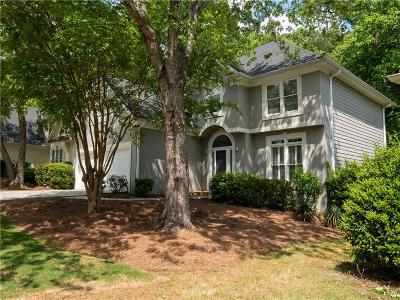 Alpharetta  Single Family Home For Sale: 1060 Graystone Crossing