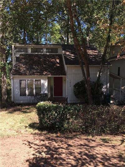 Brookhaven Single Family Home For Sale: 1404 Tugaloo Drive NE