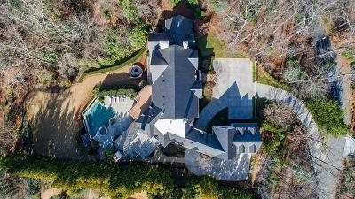 Atlanta GA Single Family Home For Sale: $5,900,000