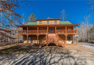 White County Single Family Home For Sale: 3402 Panorama Drive