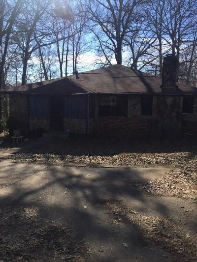 Ellenwood Single Family Home For Sale: 3547 Pleas Drive