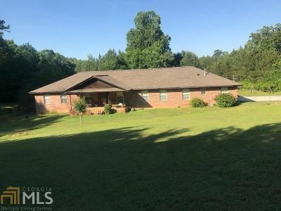 Single Family Home For Sale: 4055 Thaxton Road