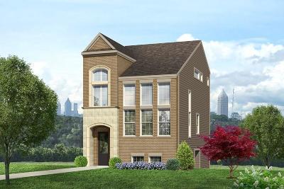 Atlanta GA Single Family Home For Sale: $590,431