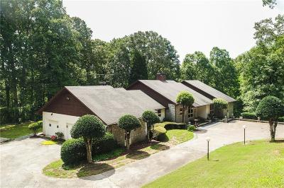 Single Family Home For Sale: 4250 Cochran Mill Road