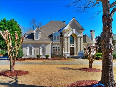 Duluth, Dacula Single Family Home For Sale: 1780 Sugarloaf Club Drive