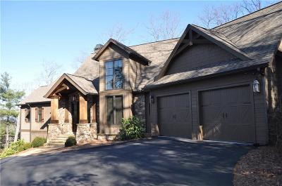 Big Canoe Single Family Home For Sale: 147 Red Fox Lane