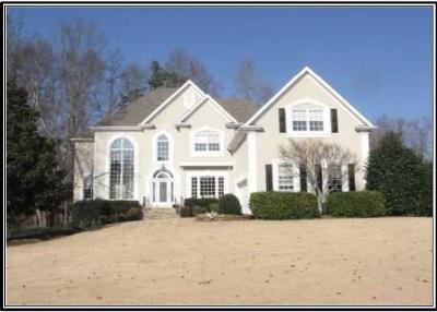 Alpharetta Single Family Home For Sale: 785 Champions Club Drive