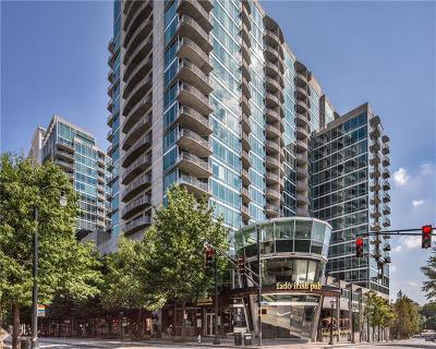 Atlanta Condo/Townhouse For Sale: 943 Peachtree Street NE #1219