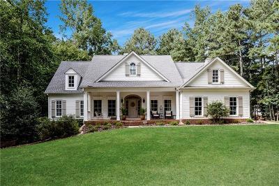 Alpharetta Single Family Home For Sale: 1685 Highgrove Club Drive