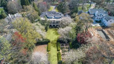 Tuxedo Park, Tuxedo Park Buckhead Single Family Home For Sale: 3456 Knollwood Drive NW