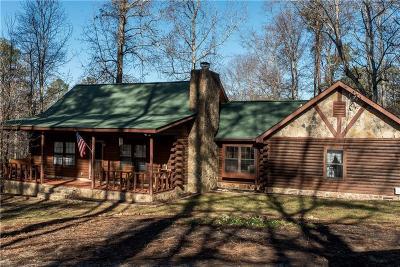 Single Family Home For Sale: 5648 Dorsett Shoals Road