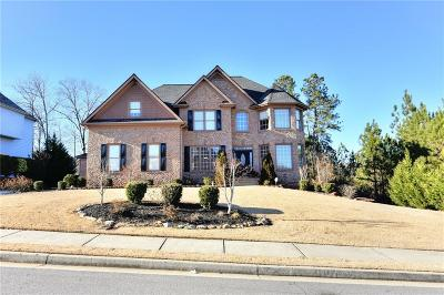 Lawrenceville Single Family Home For Sale: 1592 Great Shoals Drive SE