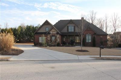 Buford Single Family Home For Sale: 2559 Sagebrush Trail
