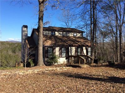 Talking Rock Single Family Home For Sale: 374 Creek Bank Drive
