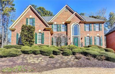 Alpharetta Single Family Home For Sale: 4390 Park Brooke Trace