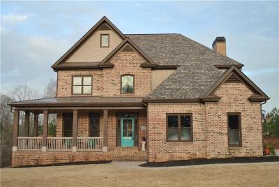 Canton Single Family Home For Sale: 412 Telfair Way