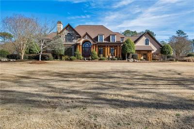 Loganville Single Family Home For Sale: 3310 Garmon Drive