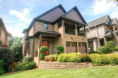 Brookhaven Single Family Home For Sale: 1171 Pine Grove Avenue NE