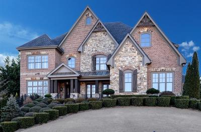 Suwanee Single Family Home For Sale: 1525 Bramble Bush Way