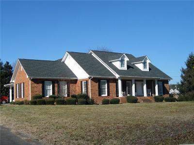 Adairsville Single Family Home For Sale: 550 Miller Ferry Road SW