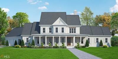 Milton  Single Family Home For Sale: 15432 Freemanville Road