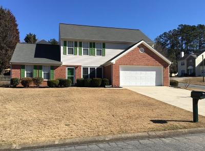 Kennesaw Single Family Home For Sale: 2040 Wellcrest Drive NW