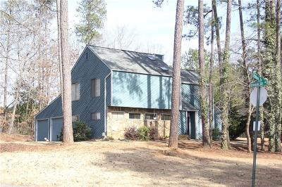 Single Family Home For Sale: 3352 Ethan Drive