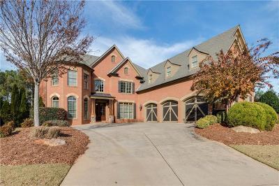 Milton  Single Family Home For Sale: 560 Arcaro Drive