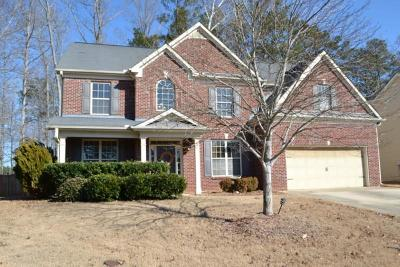 Austell Single Family Home For Sale: 1030 Cureton Drive