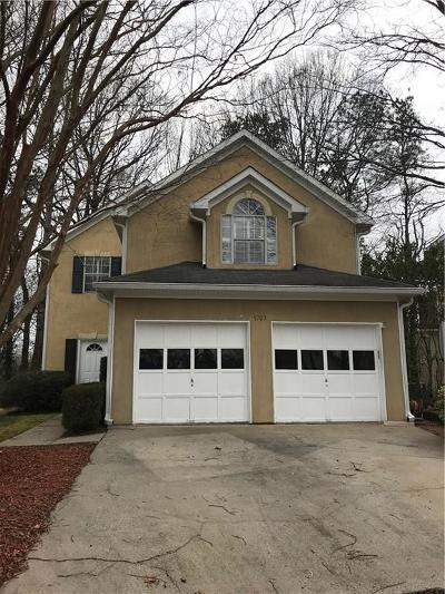 Alpharetta GA Single Family Home For Sale: $199,000