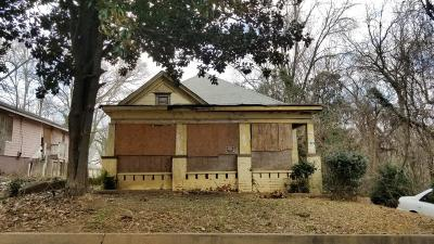 Single Family Home For Sale: 1579 Elixir Avenue SW