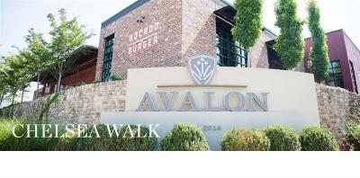 Alpharetta Condo/Townhouse For Sale: 325 Bailey Walk