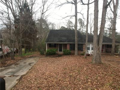 Griffin Single Family Home For Sale: 17 Ninety Two Court