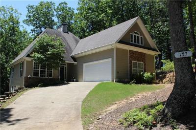 Lake Arrowhead Single Family Home For Sale: 157 White Eagle Drive