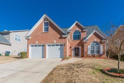 Roswell  Single Family Home For Sale: 1595 River Oak Drive