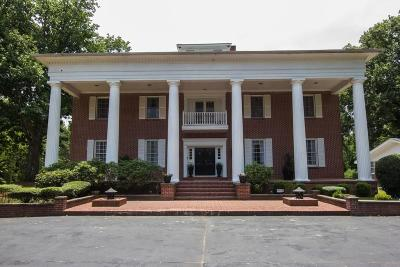 Fayetteville Single Family Home For Sale: 500 Windy Hill Road