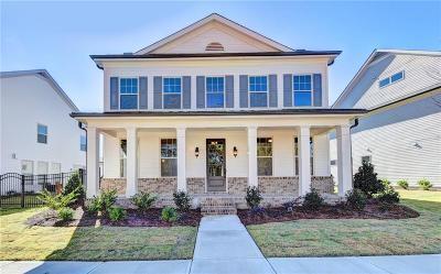 Johns Creek Single Family Home For Sale: 1181 Hannaford Lane